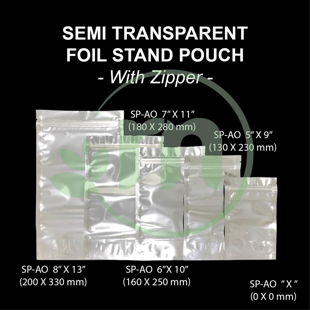 STAND POUCH SERIES