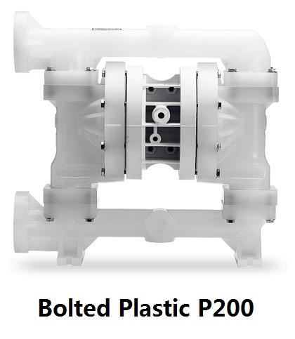 Bolted Plastic P200