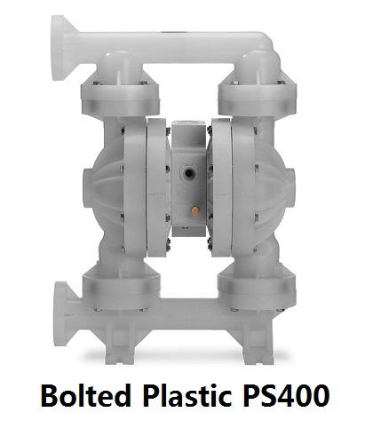Bolted Plastic PS400