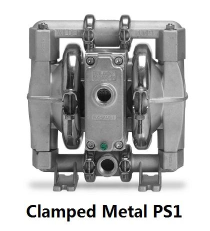 Clamped Metal PS1