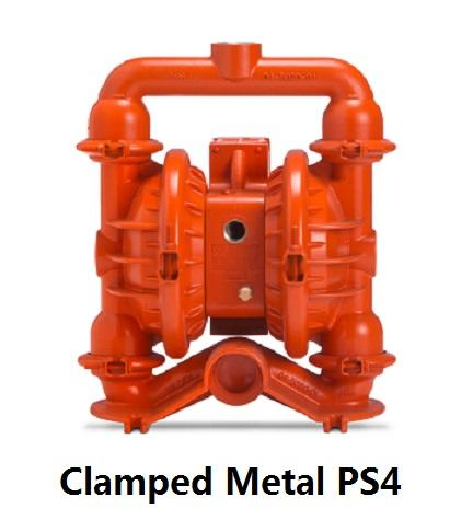 Clamped Metal PS4