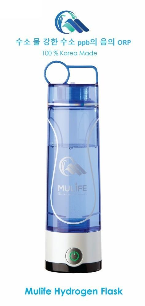 Mulife Hydrogen Water Flask