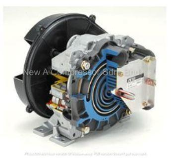 EuroScrew Oil Free Scroll Compressor (Blue Line)