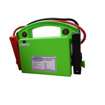 Battery Charger and Jump Starter