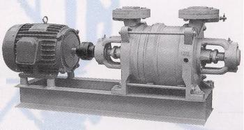 Liquid Ring Vacuum Pump SWV-3~7