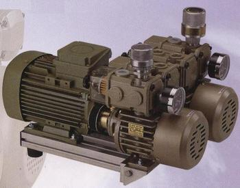 Combination Vacuum Pump DSD-52E~82E