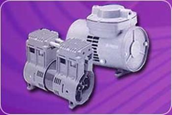 Piston, Diaphragm Dry Vacuum Pump