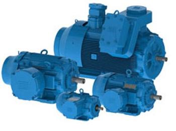 Explosion Proof, Exd, Exn Motors