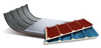 Insulated Metal Roofing