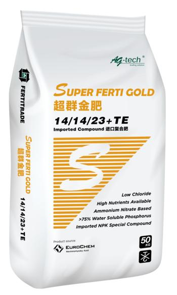 Super Ferti Gold 14/14/23+TE