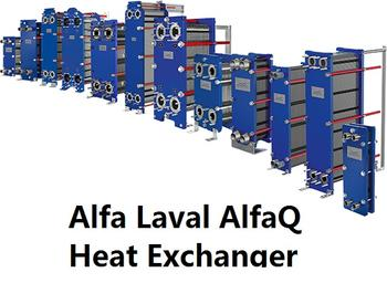 Alfa Laval AlfaQ Heat Exchanger