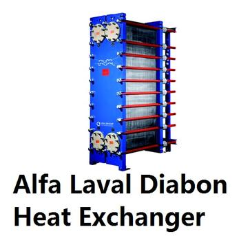 Alfa Laval Diabon Heat Exchanger