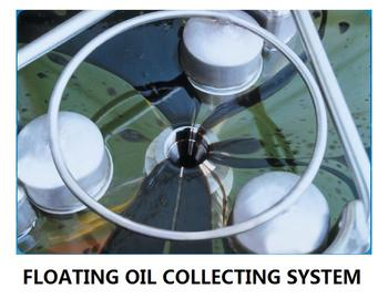 Floating Oil Collecting System