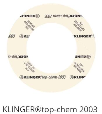 KLINGER Top-Chem 2003