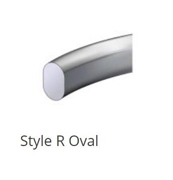 Style R Oval