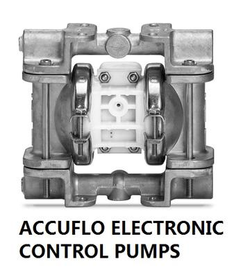 Accuflo Electronic Control Pumps