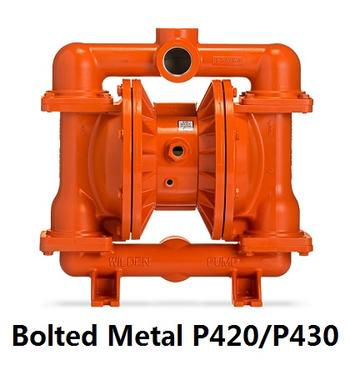 Bolted Metal P420/P430