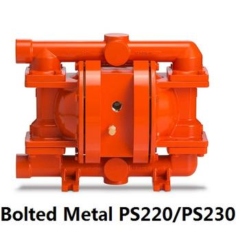 Bolted Metal PS220/PS230