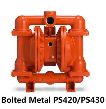 Bolted Metal PS420/PS430
