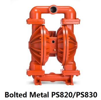 Bolted Metal PS820/PS830