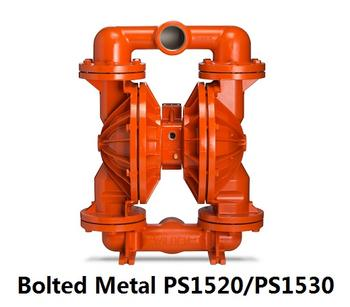 Bolted Metal PS1520/PS1530