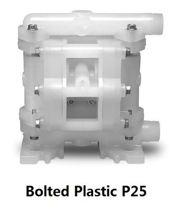 Bolted Plastic P25