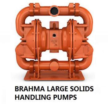 Brahma Large Solids Handling Pumps