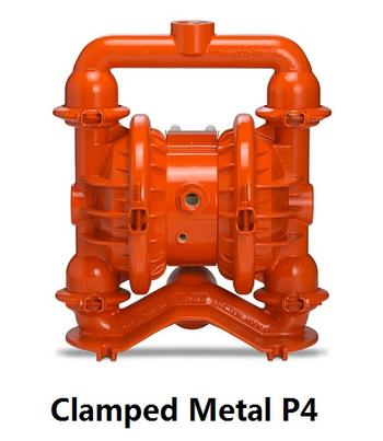 Clamped Metal P4