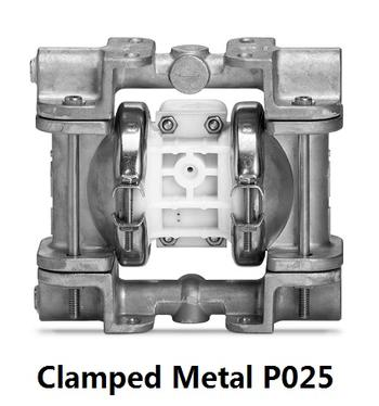 Clamped Metal P025