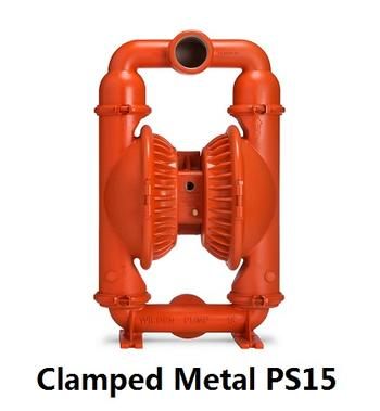 Clamped Metal PS15