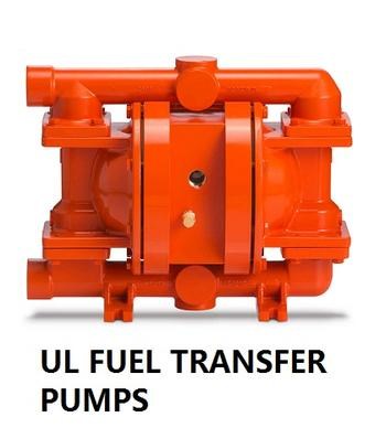 UL Fuel Transfer Pumps