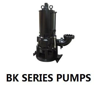 BK Series Pumps