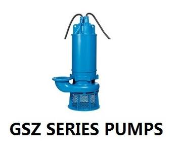 GSZ Series Pumps