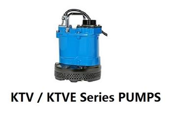 KTV/KTVE Series Pumps