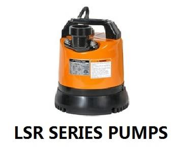 LSR Series Pumps