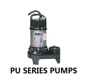 PU Series Pumps