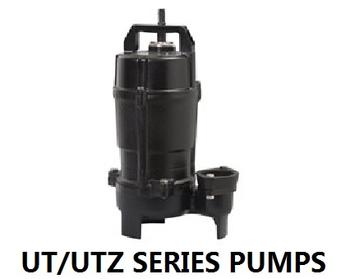 UT/UTZ Series Pumps