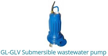 GL GLV Submersible wastewater pumps