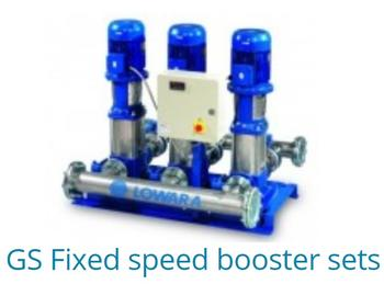 GS Fixed Speed Booster Sets