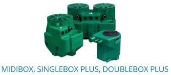 Midibox, Singlebox plus, Doublebox plus