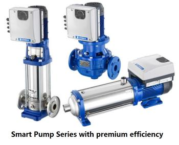 Smart Pump Series with premium efficiency