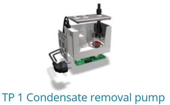 TP 1 Condensate Removal Pump