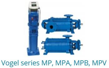 VOGEL Series MP, MPA, MPB, MPV