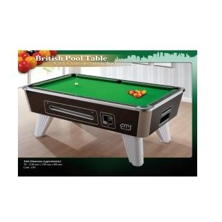 Pool Table And Soccer Table Or Football