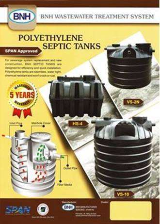 BNH Septic Tanks