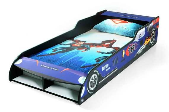 Lotus Sport Car Bed