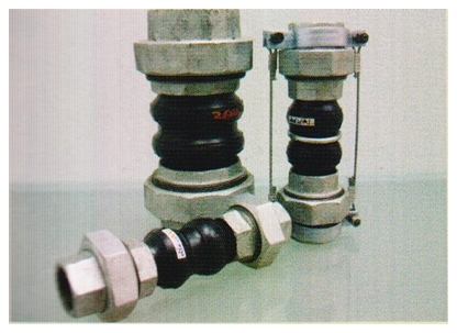TU Series - Twin Sphere Union Screw End