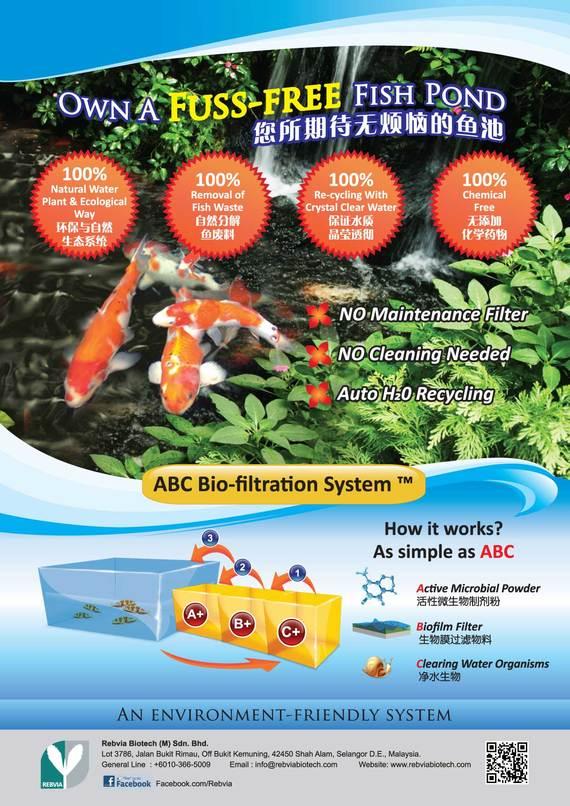 Aura Bio Filters Sdn Bhd Landscaping In Kuala Lumpur