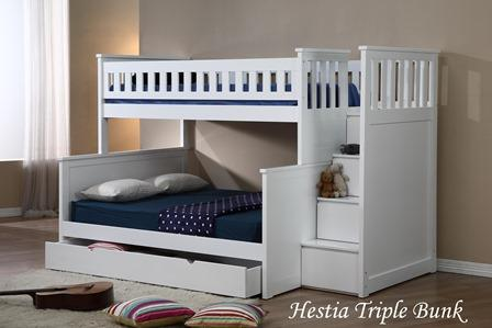 Hestia Triple Bunk bed