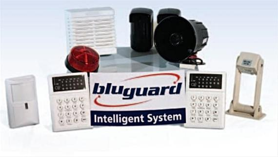 BluGuard Card Access System